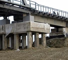 Мостовая бетон смотровая яма из бетона купить